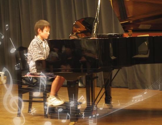 7歳から高校生にピアノがお勧め